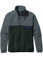 Patagonia M's Lightweight Synchilla Snap-T Pullover Carbon